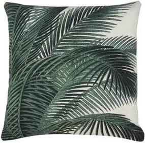 Palmbladeren Sierkussen 45 x 45 cm