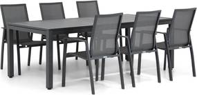 Lifestyle Ultimate/Concept 220 cm dining tuinset 7-delig