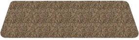 Droogloopmat Global 40x60cm bruin
