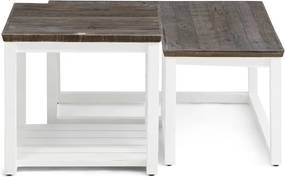 Rivièra Maison - Coffee Table S/2 TS-RM1905-2 XSX