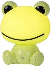 Lucide tafellamp Dodo Frog - groen - Leen Bakker