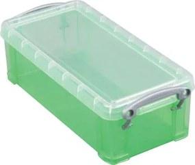 9 liter, transparant groen