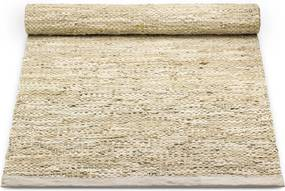Rug Solid - Leather Beige - 170 x 240 - Vloerkleed