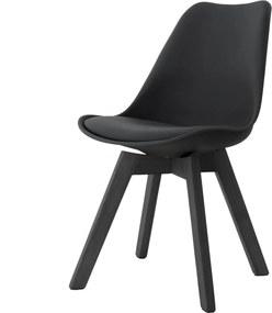 Essence Madera eetkamerstoel - Zwart onderstel- Spin - Valido - Kuipstoel - Deisign - Fynna - Tenzo Bess - Scandinavisch - Design
