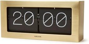 Karlsson Boxed Flip XL tafelklok