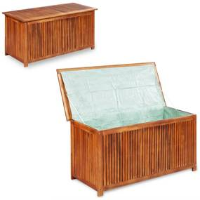 Tuinbox 117x50x58 cm massief acaciahout