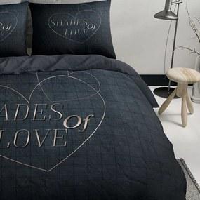 Nightlife Shades Of Love 2-persoons (200 x 200/220 cm + 2 kussenslopen) Dekbedovertrek