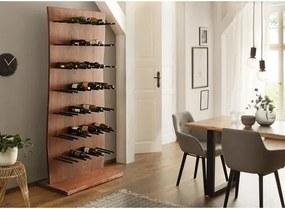 Home affaire wijnrek »Holm« van massief acaciahout, hoogte 203 cm