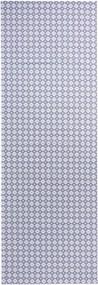 Janny van der Heijden Sharing Moments Tiles tafelloper van katoen 60 x 180 cm