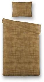 Fresh & Co Faint Paint - Goud 1-persoons (140 x 220 cm + 1 kussensloop)