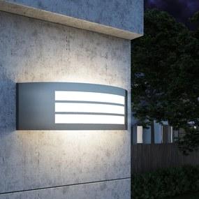 Wandlamp buiten roestvrij staal