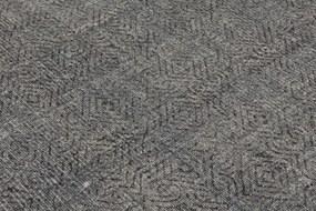AAI made with love | Vietnam Days vloerkleed lengte 230 cm x breedte 160 cm blauw, grijs vloerkleden katoen vloerkleden | NADUVI outlet