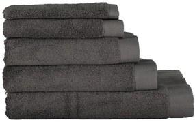Handdoeken - Hotel Extra Zacht Donkergrijs (donkergrijs)