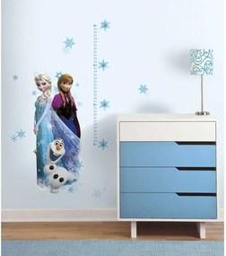 RoomMates muursticker Frozen Groei - 45x101 cm - Leen Bakker