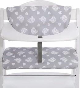 Kinderstoelkussen Deluxe - Teddy Grey - Kinderstoelen