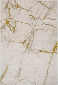 Easy living - Cosmos Ochre Marble - 120 x 170 - Vloerkleed