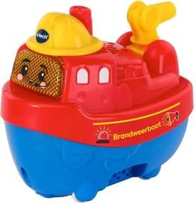 Blub Blub Bad Bobby Brandweerboot - Badspeelgoed