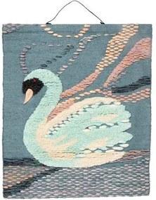 Swan Wandkleed