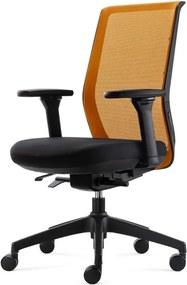 Bureaustoel Penny - Oranje