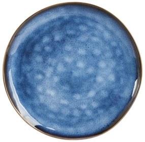 Dinerbord Toscane - donkerblauw - 28 cm