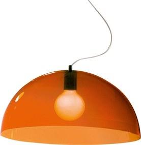 Martinelli Luce Bubbles 55 hanglamp oranje