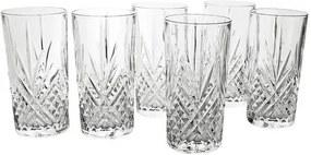 Luminarc longdrinkglas 'Eugene' (set van 6)