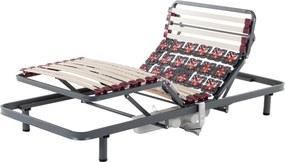 Lattenbodem - 90x200 cm - bedbodem - elektrisch verstelbaar - MOON
