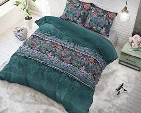 Paisley Green Groen 200 x 220