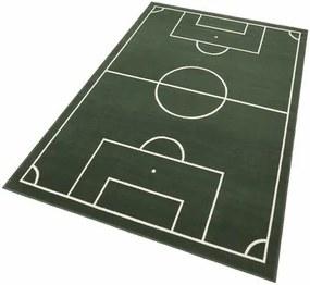 HANSE HOME Kindervloerkleed Voetbalveld