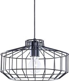 Hanglamp zwart WABASH