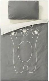 Baby dekbedovertrekset unisex 135 x 100