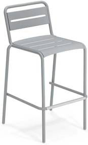 Emu Star Stool barkruk buiten cloud grey
