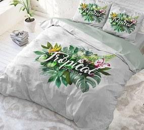 Dekbedovertrek Tropical Dreams   Groen