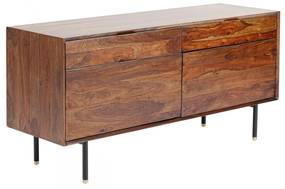 Kare Design Ravello Dressoir Van Sheeshamhout 140 Cm - 140x45x68cm.