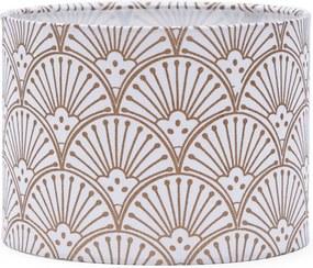 Rivièra Maison - Enchanting Garden Lamp Shade 15x20 - Kleur: goud