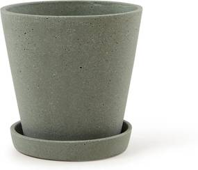 Hay Bloempot met schotel L 17,5 cm