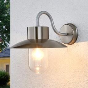 Noors uitziende outdoor wandlamp Leenke - lampen-24