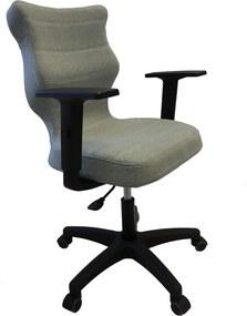 Kantoorstoel UNI ergonomisch mint BA-C-6-B-C-DC20-B