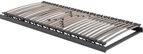 Goossens Excellent Lattenbodem Comfort Sleep Interactief, Inzet 70 x 200 cm vlak
