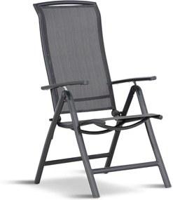 Lifestyle Preza standenstoel aluminium