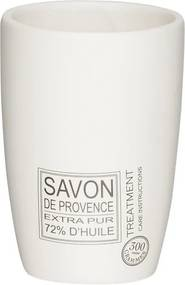 Sealskin Savon De Provence beker 8x10,8cm keramiek wit 361750410