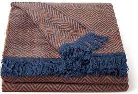 Claudi Vira plaid in katoenblend 150 x 200 cm