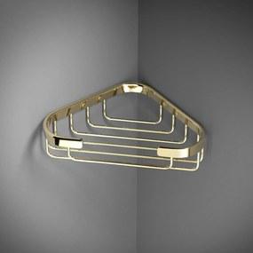 Hotbath Cobber Hoekdraadkorf Geborsteld Koper PVD CBA13BCP
