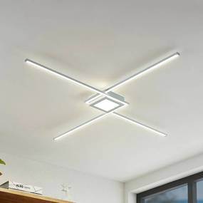 Ridia LED plafondlamp, wit - lampen-24