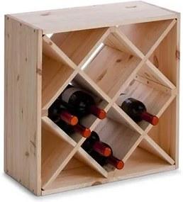 Vierkant Wijnrek 20 Flessen
