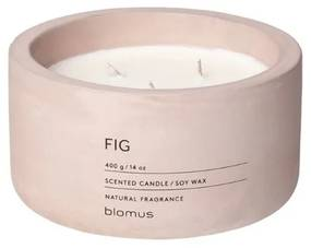 Blomus Fraga Geurkaars Fig H 6.5cm Diameter 13 cm Rose Dust 65955