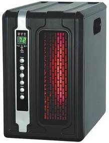 Montana Infraroodkachel 1500watt Zwart GD9215BD1