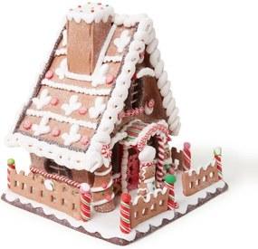 Kurt Adler Gingerbread kersthuisje 23,5 cm