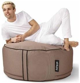Sit&joy Poef Capri XL- Chocolade