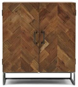 Rivièra Maison - Tribeca Dresser - Kleur: bruin